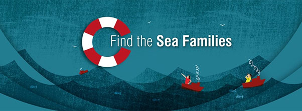 Find the sea families